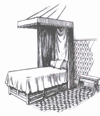 history of four poster beds four poster bed