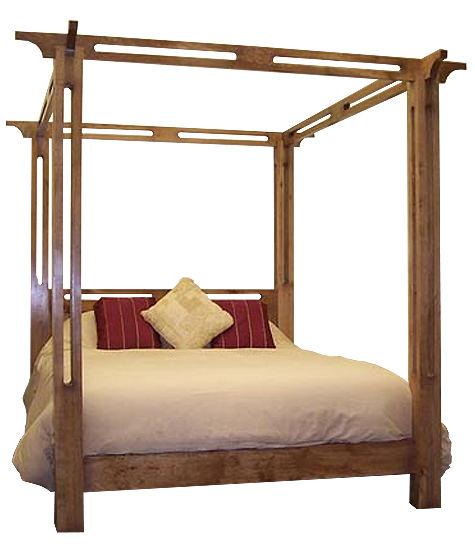 Link Bed with Canopy