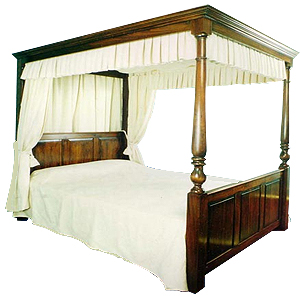open canopy four poster bed - Open Canopy 2016