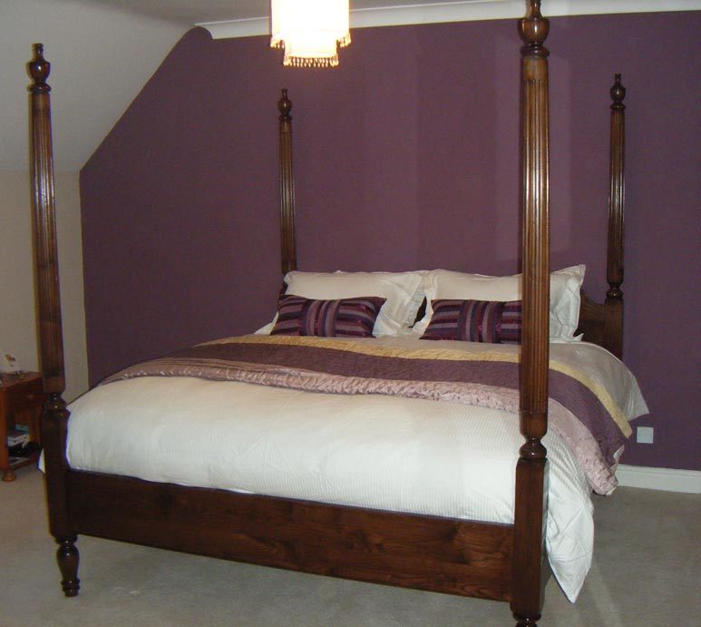 Greenwood Four Poster Bed Four Poster Bed