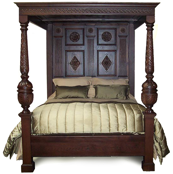 Richard IV Four Poster Bed  sc 1 st  The Four Poster Bed Company & Richard IV Four Poster Bed - Four Poster Bed