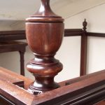 Ball Claw Four Poster Bed Finial