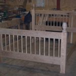 Slatted Low Bed