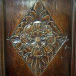 Carved Panel - Detail
