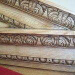 Headboard Carving