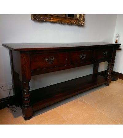 Potboard Dresser