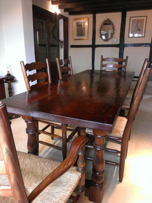 Dining Table - in home