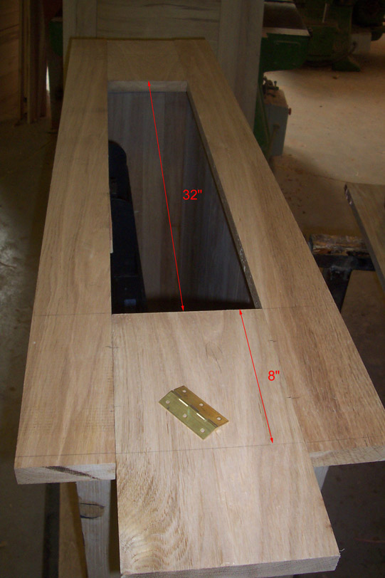 Making of TV Cabinet