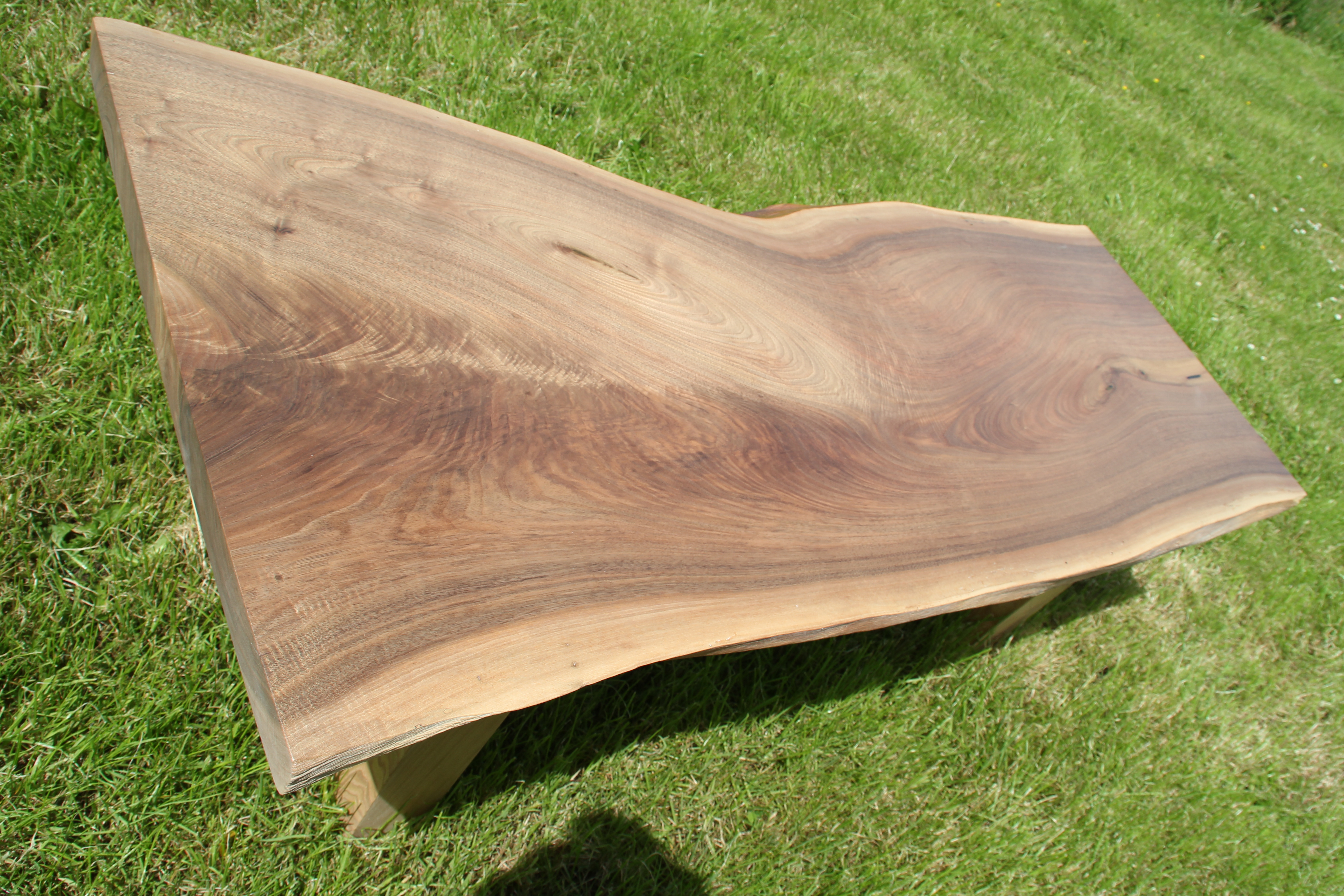 Side Angle - Walnut