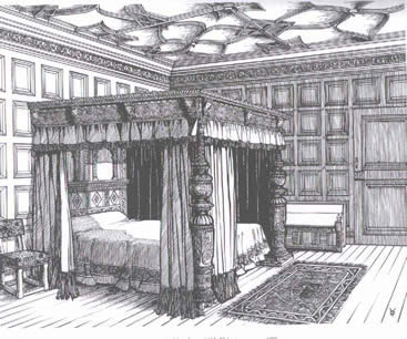 History of Four Poster Beds